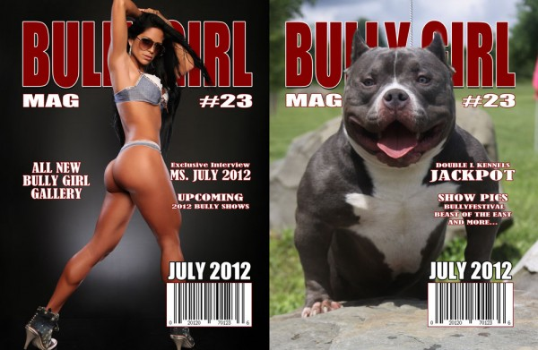 Bully Girl Magazine Issue 23