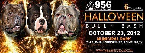Halloween Bully Bash