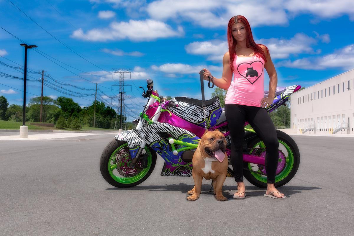 Bully Girl Nikki Stuntz