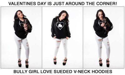 Bully Girl Love Hoodies