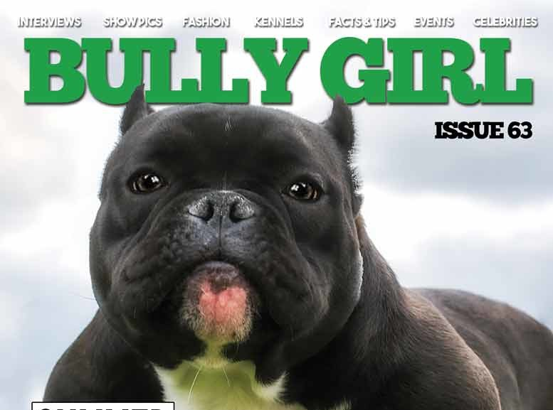 Bully Girl Magazine - Issue 63