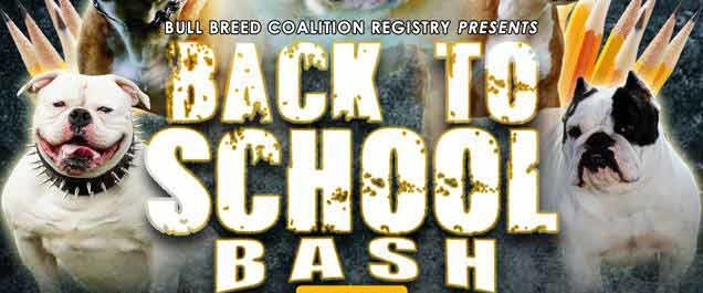 BBCR Back to School Bash
