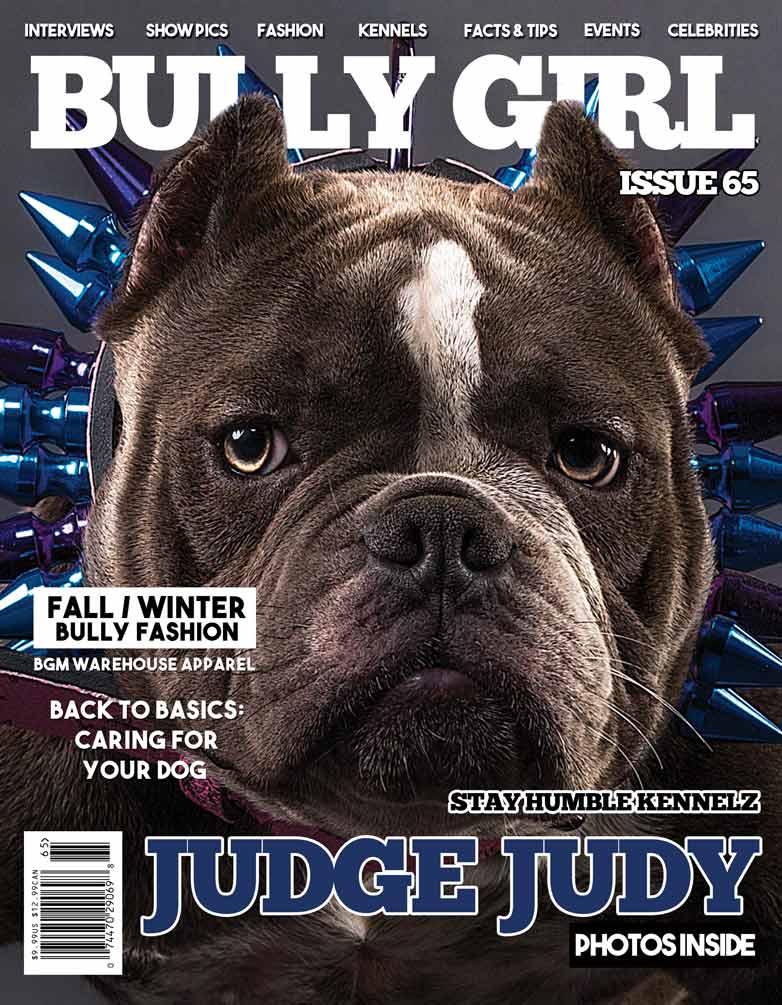 Bully Girl Magazine Issue 65
