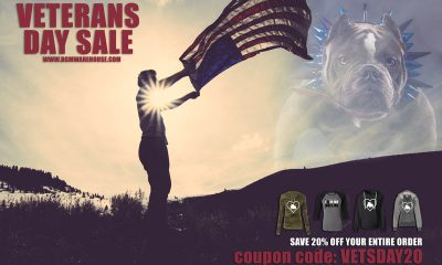 Veterans Day Sale at BGM Warehouse