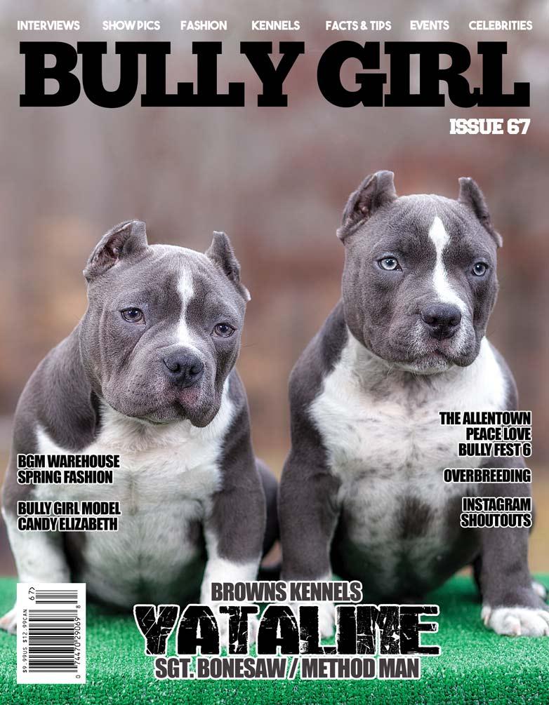 Bully Girl Magazine - Issue 67