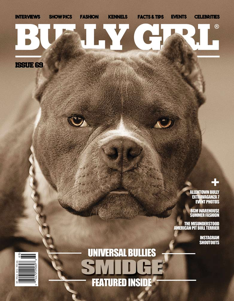 Bully Girl Magazine - Issue 69