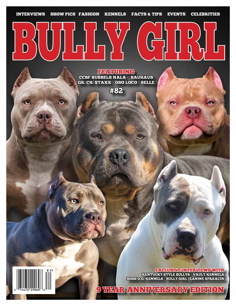 The #1 Bully Magazine for Bully Breed Enthusiasts